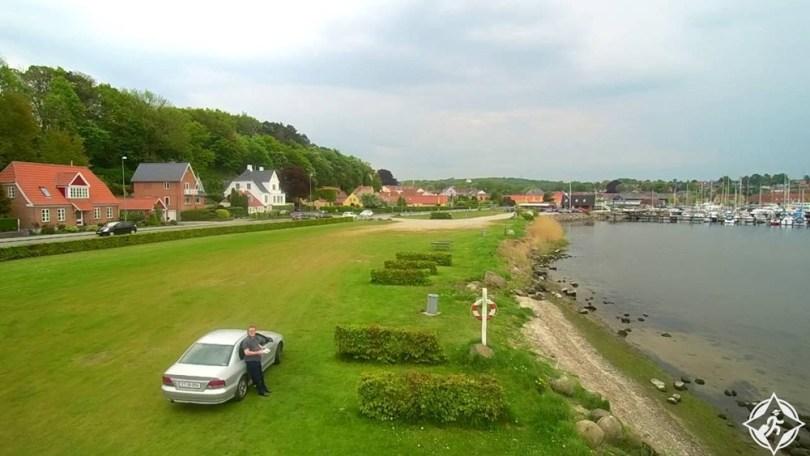 الدنمارك-مارياجير-مدينة مارياجير-أجمل مدن الدنمارك