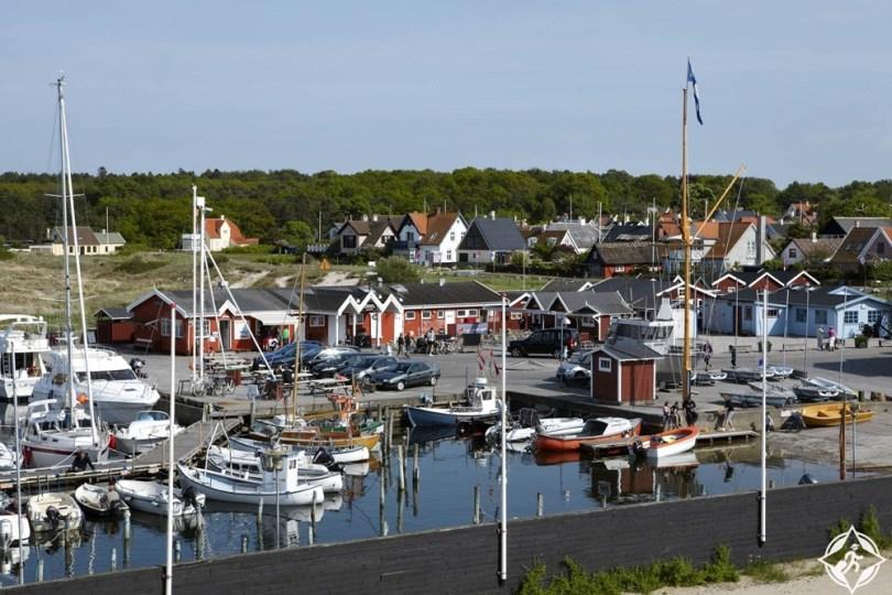 الدنمارك-هورنبيك-مدينة هورنبيك-أجمل مدن الدنمارك