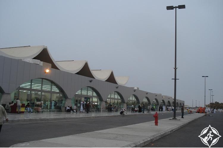 السعودية-جدة-مطار الملك عبدالعزيز الدولي-أجمل صالات المطارات