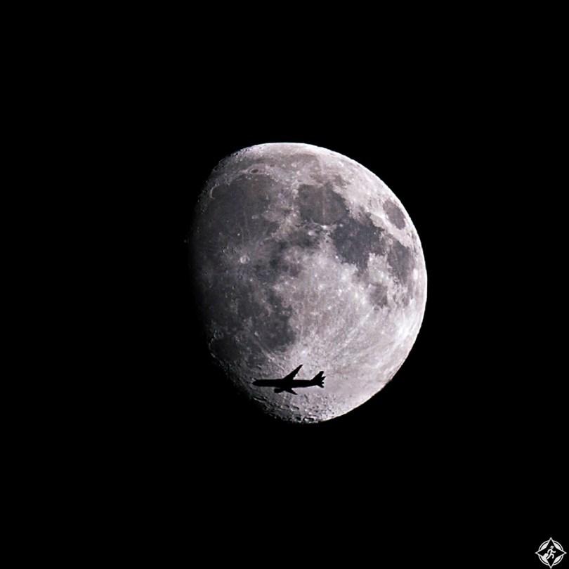 القمر العملاق-أجمل صور الفضاء