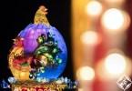 بريطانيا-لندن-حدائق تشيسوك-مهرجان المصابيح السحرية 2