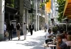 ألمانيا-دوسلدورف-شارع كونيجسالي-أشهر شارع تسوق في مدينة دوسلدورف