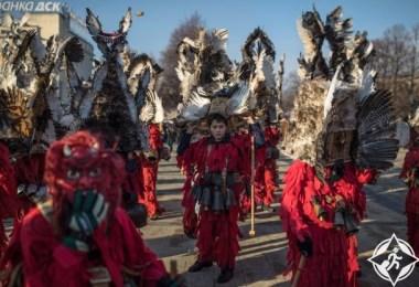 بلغاريا-برنيك-موكب كوكري-مهرجان سرفا الدولي 7