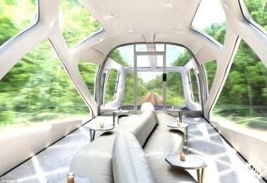 القطار الأفخم في العالم