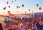 تركيا-كابادوكيا-بالونات الهواء الساخن-صور الأسبوع