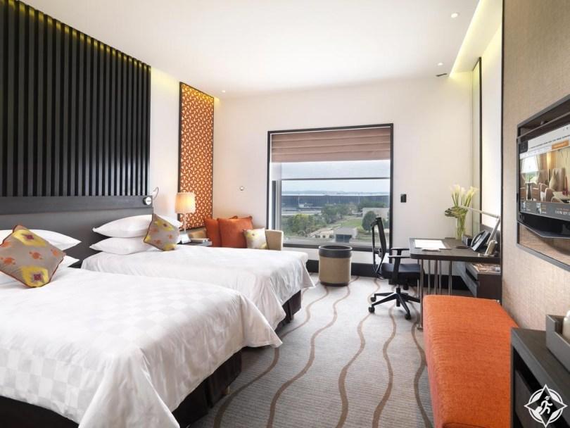 فندق بان باسيفيك مطار كوالالمبور الدولي