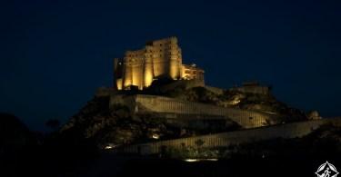 قلعة أليلا بيشانغاره
