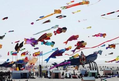 مهرجان الطائرات الورقية الدولي