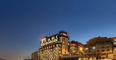 فندق موفنبيك إسطنبول القرن الذهبي