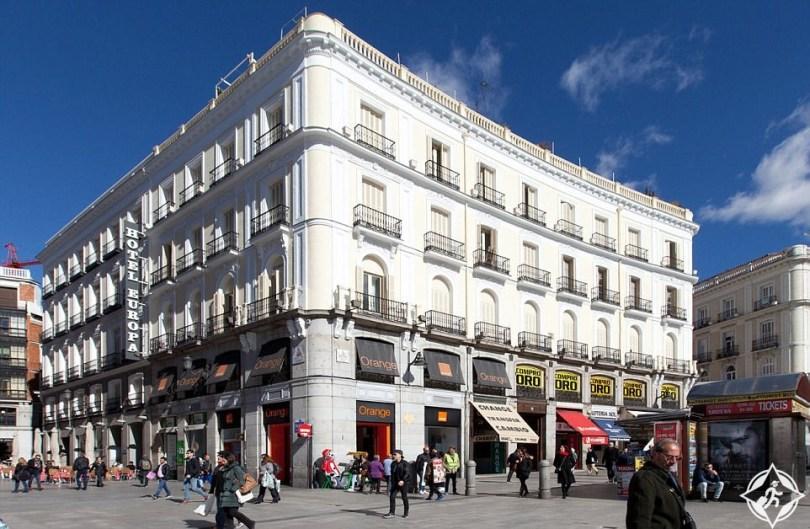 فندق أوروبا