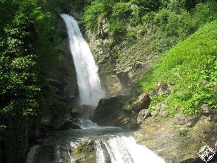 طبيعة جورجيا - محمية لاغوديخي