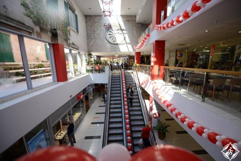 مدينة كوتور - مركز التسوق كاميليا
