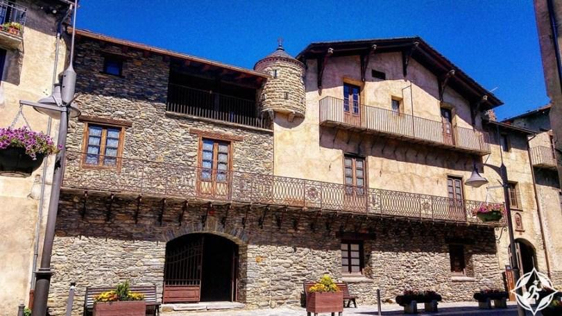السياحة في أندورا - بلدة أوردينو