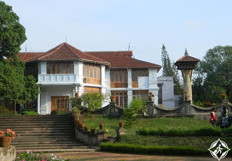 السياحة في كوتشي - قصر هيل