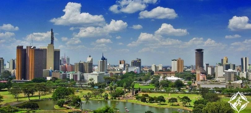 السياحة في كينيا - نيروبي