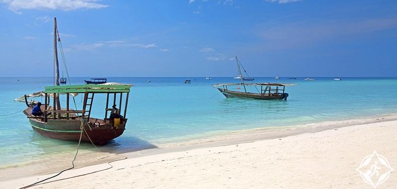 المعالم السياحة في دار السلام - جزيرة مبوديا