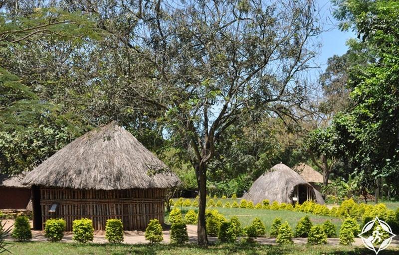 المعالم السياحة في دار السلام - متحف القرية