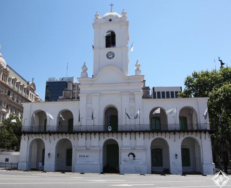 المعالم السياحية في بوينس آيرس - بوينس آيرس كابيلدو