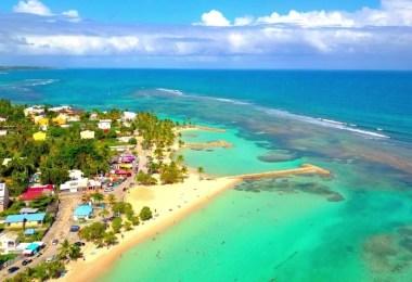 جزر غوادلوب - سانت آن