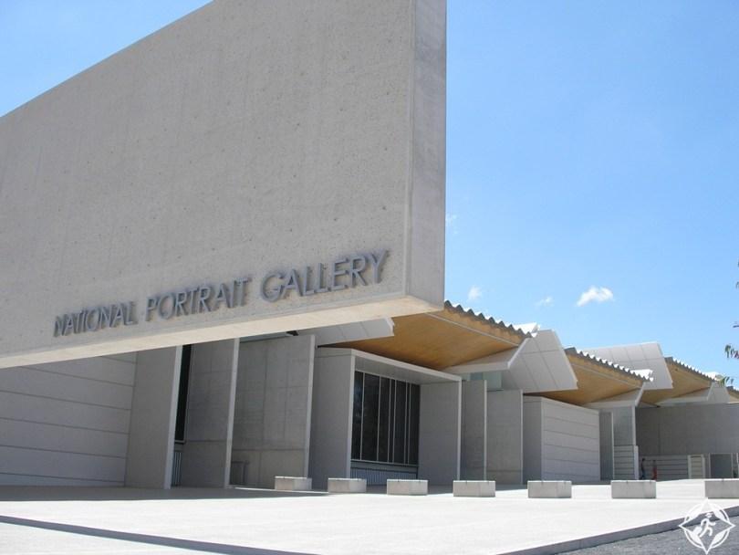 المعالم السياحية في كانبرا - معرض الصور الوطني لأستراليا