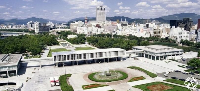 المعالم السياحية في هيروشيما - متحف هيروشيما التذكاري للسلام