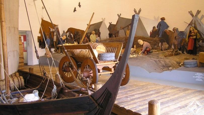 إسبيرغ - متحف ريب فايكنغ