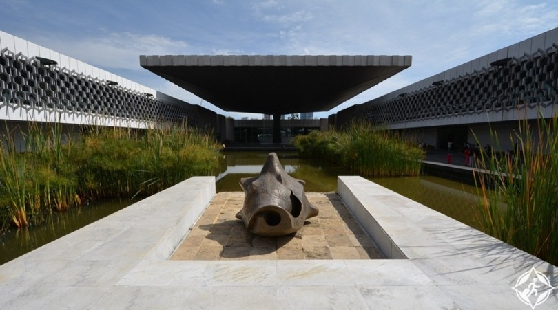 مكسيكو سيتي - المتحف الوطني للأنثروبولوجيا