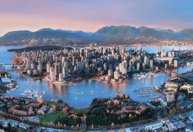 الوجهات السياحية في كندا - فانكوفر