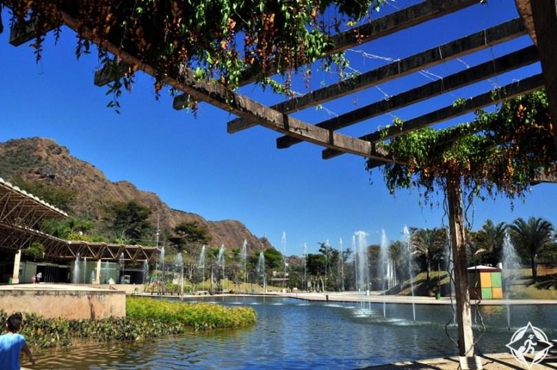 بيلو هوريزونتي - حديقة مانجابيراس
