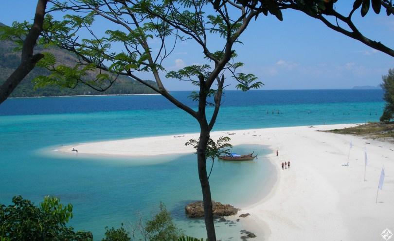 الجزيرة الأكثر هدوءا وخصوصية تايلند