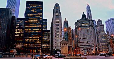 شيكاغو - شارع ميشيغان