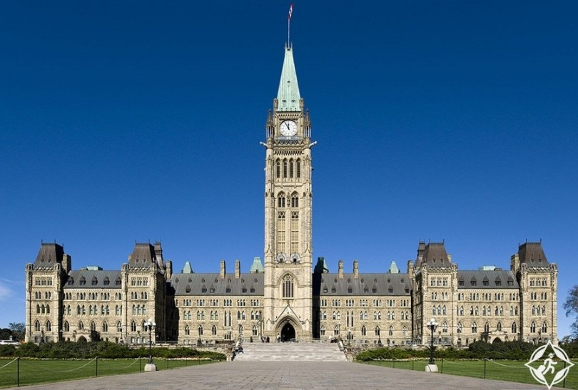 كيبيك سيتي - تل البرلمان