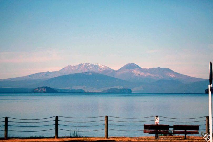 السياحة في تاوبو - بحيرة تاوبو