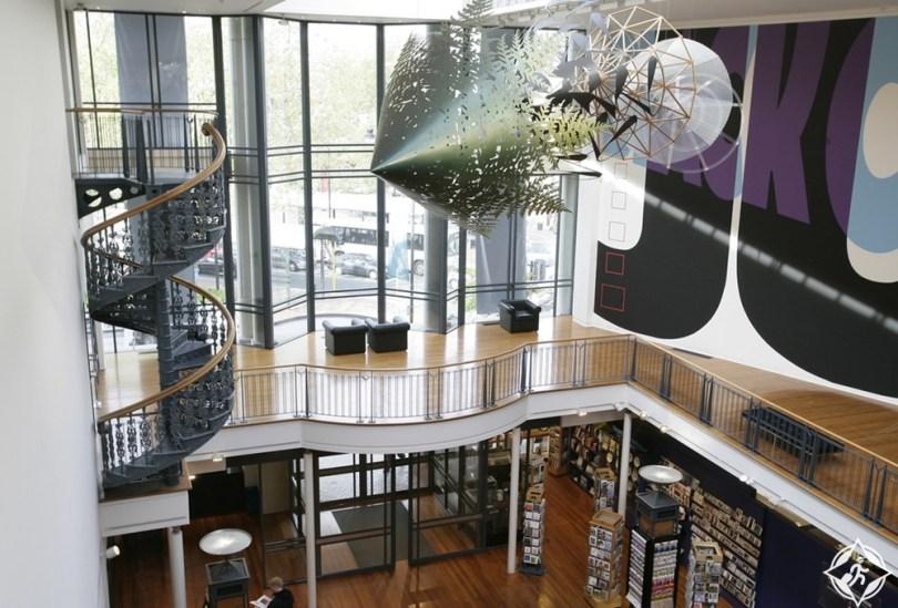 المعالم السياحية في دنيدن - معرض الفن دنيدن العام
