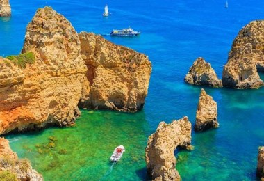 شواطئ البرتغال - شاطئ روتشا