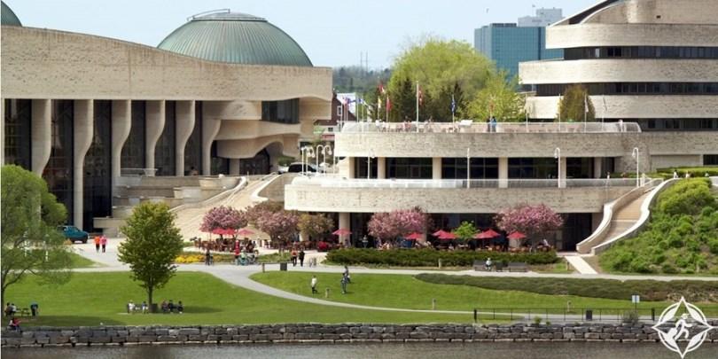 غاتينو - المتحف الكندي للتاريخ