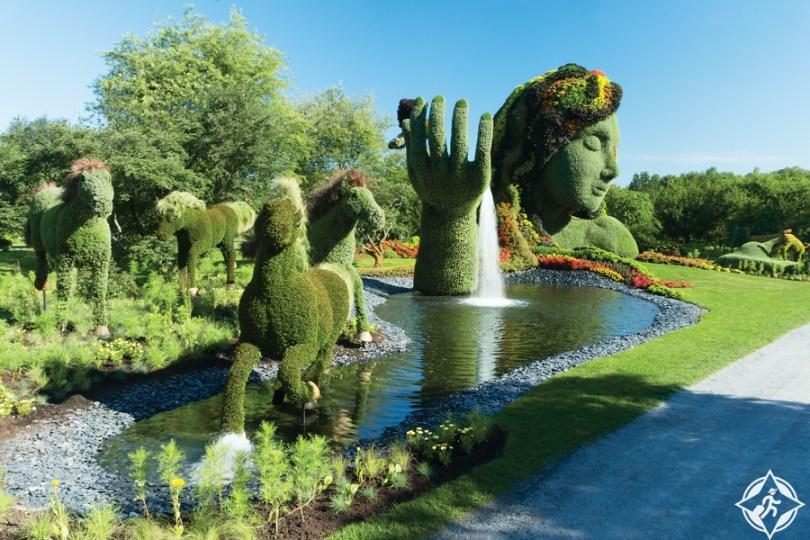 غاتينو - حديقة جاك كارتييه