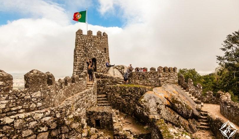 قلاع البرتغال - قلعة موروس