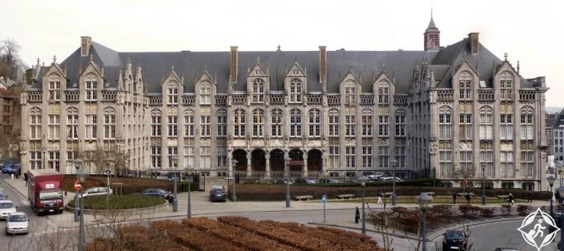 لييج - قصر أساقفة الأمير