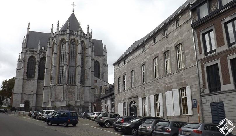 لييج - كاتدرائية سانت مارتن
