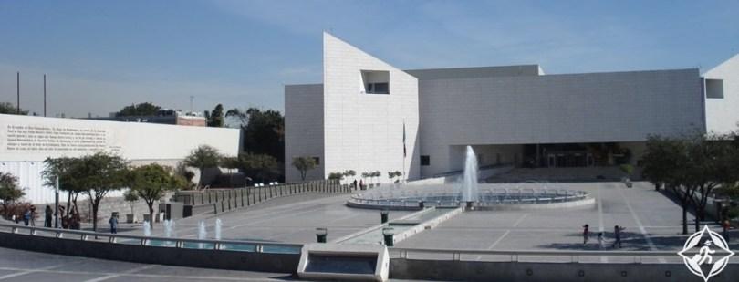 مونتيري - متحف التاريخ المكسيكي