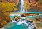 أريزونا - شلالات هافاسو