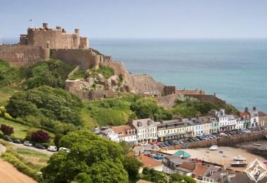 جيرسي-أهم المعالم السياحية في جزر القناة