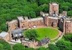 قلعة بيكفورتون - المملكة المتحدة - تشيستر