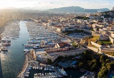 مارسيليا - الميناء القديم