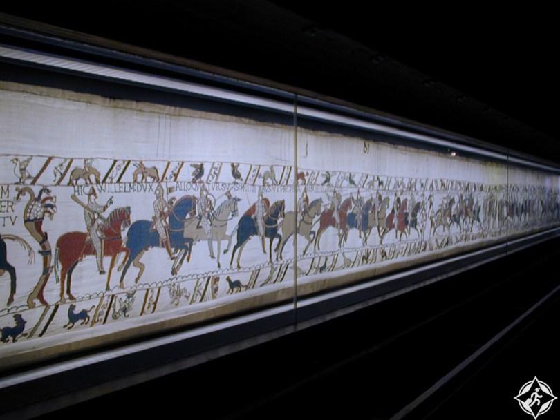 نورماندي - متحف بايو تابيستري