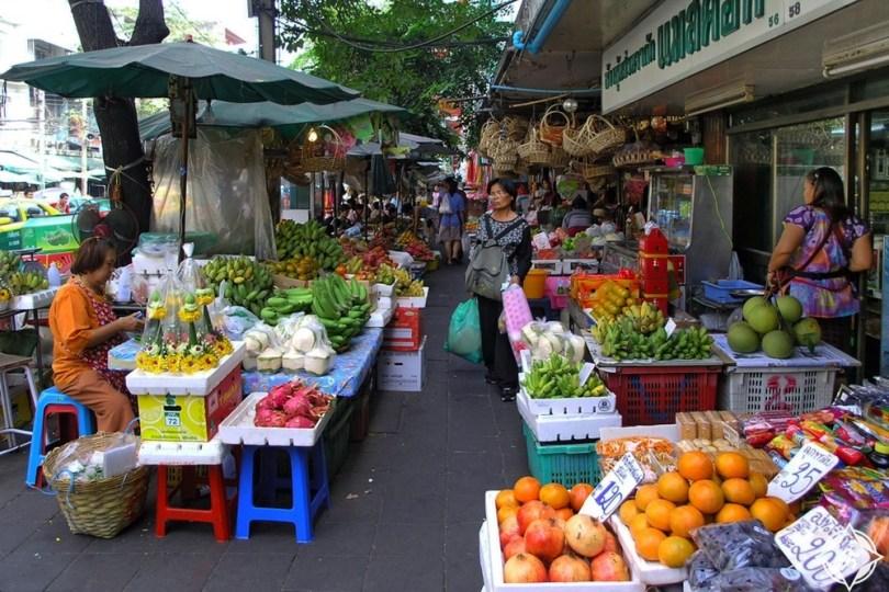 ناخون باثوم - سوق ثانا القديم