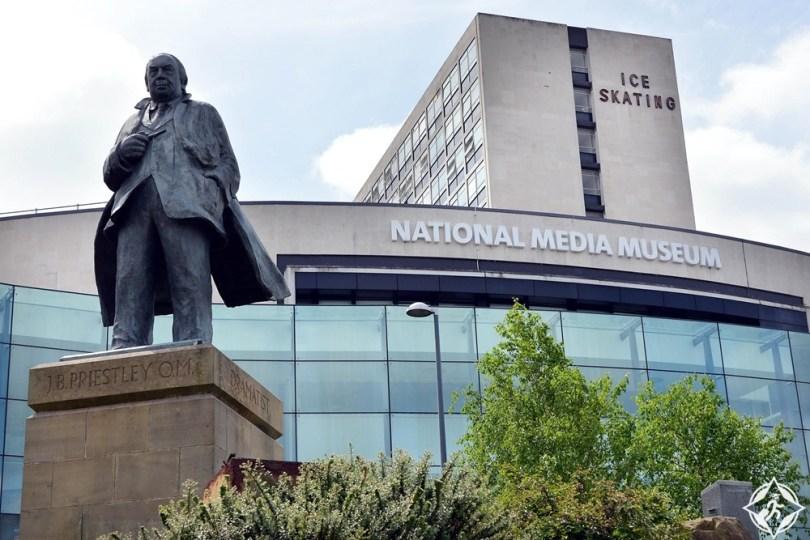 برادفورد - المتحف الوطني للإعلام