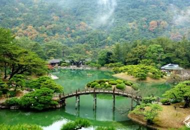تاكاماتسو - حديقة ريتسورين
