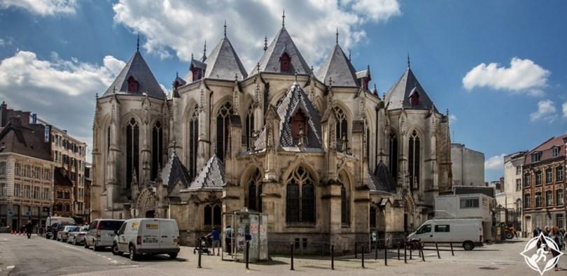 ليل - كنيسة سانت موريس